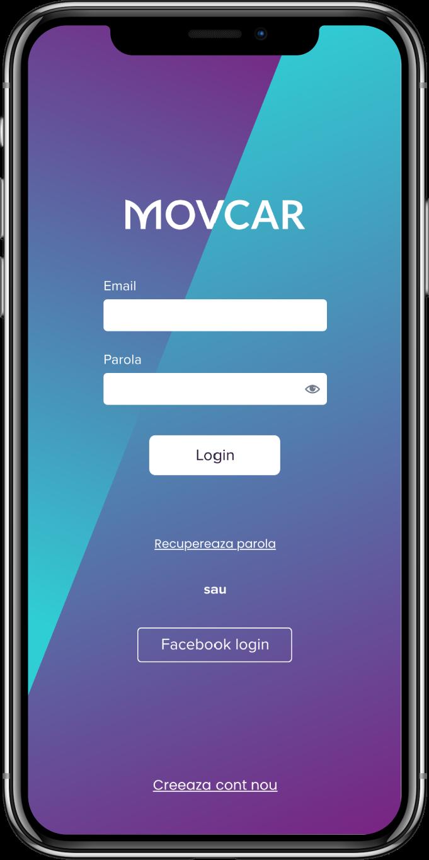 mobile login